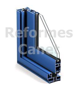 Aluminio Serie Fría Y Rpt Rotura Puente Térmico