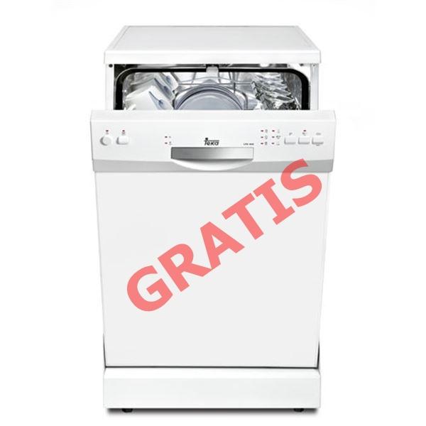 Cocina completa gratis lavavajillas for Oferta cocina completa