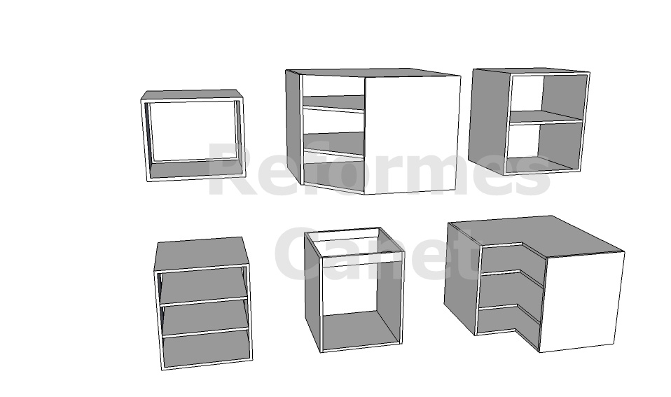 Muebles cocina ikea medidas finest a gray kitchen from for Cocinas a medida ikea