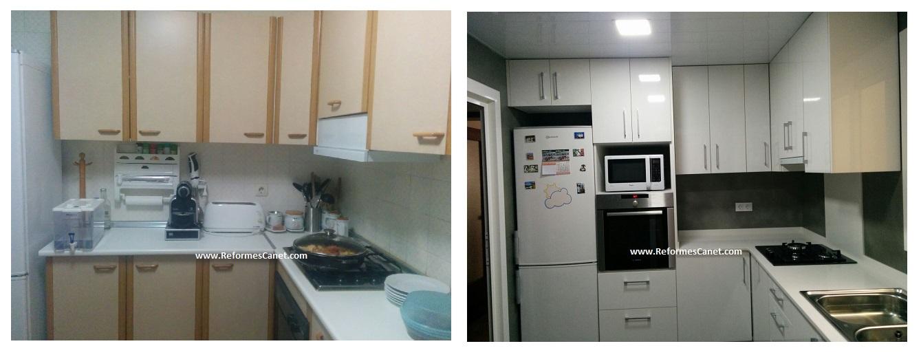 Reforma cocina completa